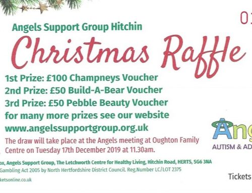 Angels Christmas Raffle