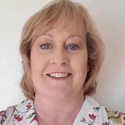 Hilary Forrester - Secretary