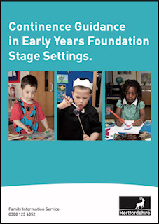 Herts Continence Guidance for Schools and Early Years Settings