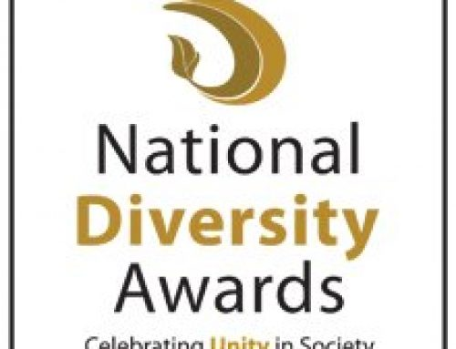 Angels nominated for ITV National Diversity Awards – please vote for us!